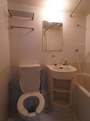 浴室をほんのちょっと変えるだけで、こんなに違います!